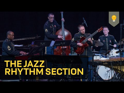 The Jazz Band Rhythm Section