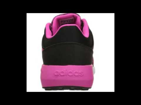 adidas cloudfoam race damen rosa