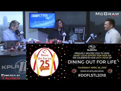 """Saint Louis Effort for AIDS: Over 100 local restaurants support """"Dining Out for Life"""" this Thursday"""