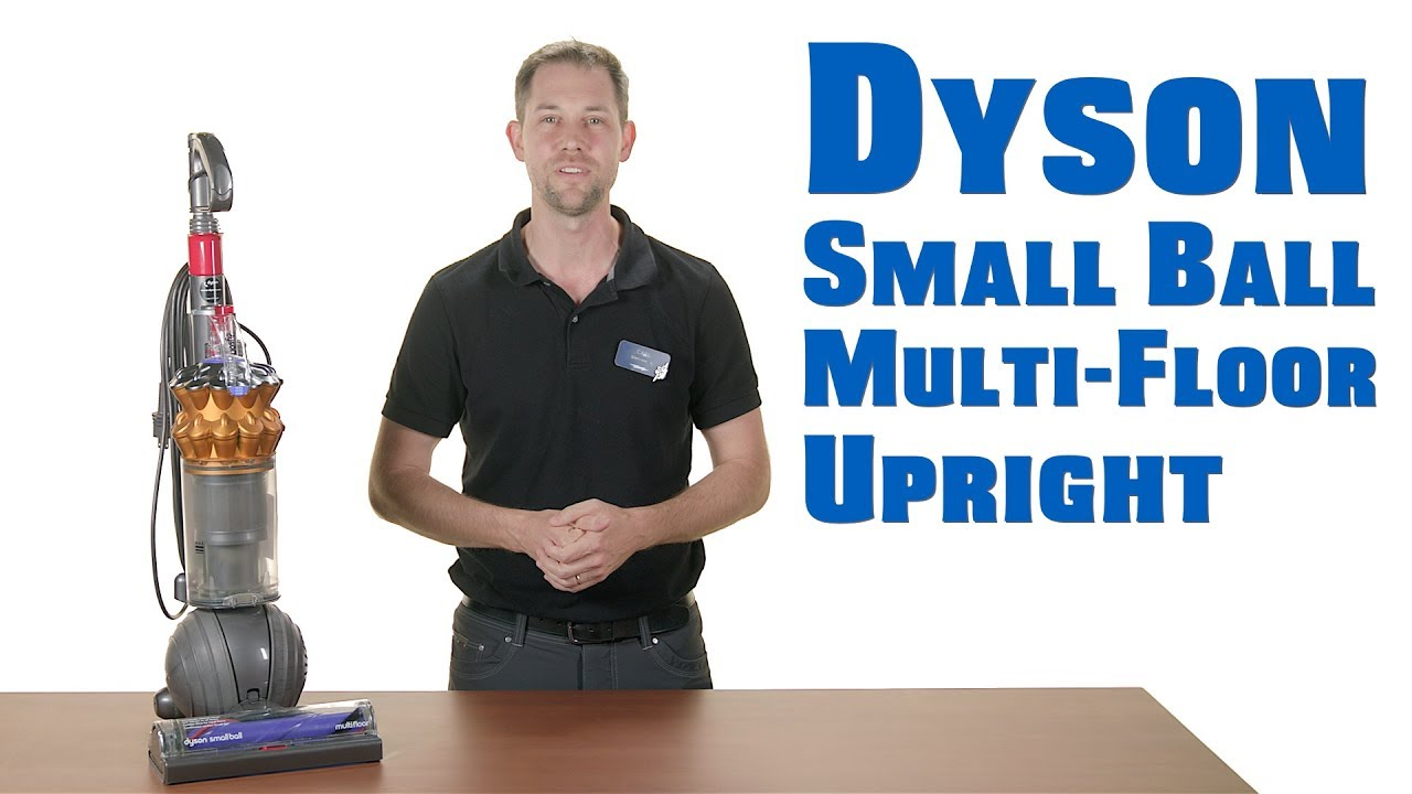 Dyson Small Ball Multi Floor Upright 21354501  YouTube