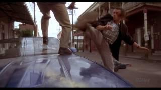 Фрагмент из фильма ''Трудная мишень'' (1993)