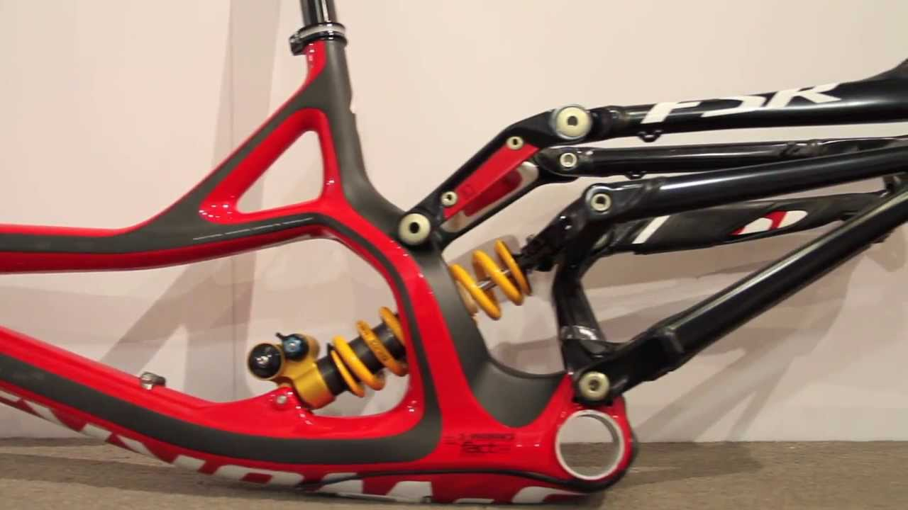 Cuadros Specialized 2014 Specialized Demo 8 S Works Carbon Fiber Ohlins