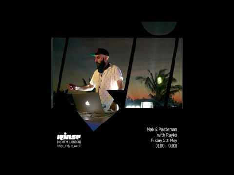 Rayko @ Rinse FM (London, May 2017)  Disco/Nu-Disco