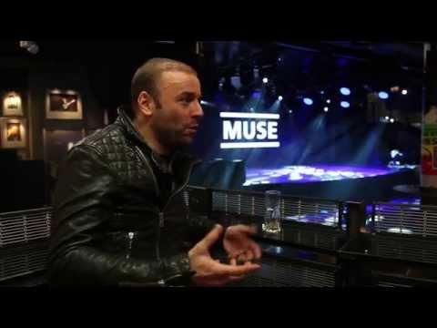 Chris Wolstenholme (MUSE) Interview at Under the Bridge - 2014