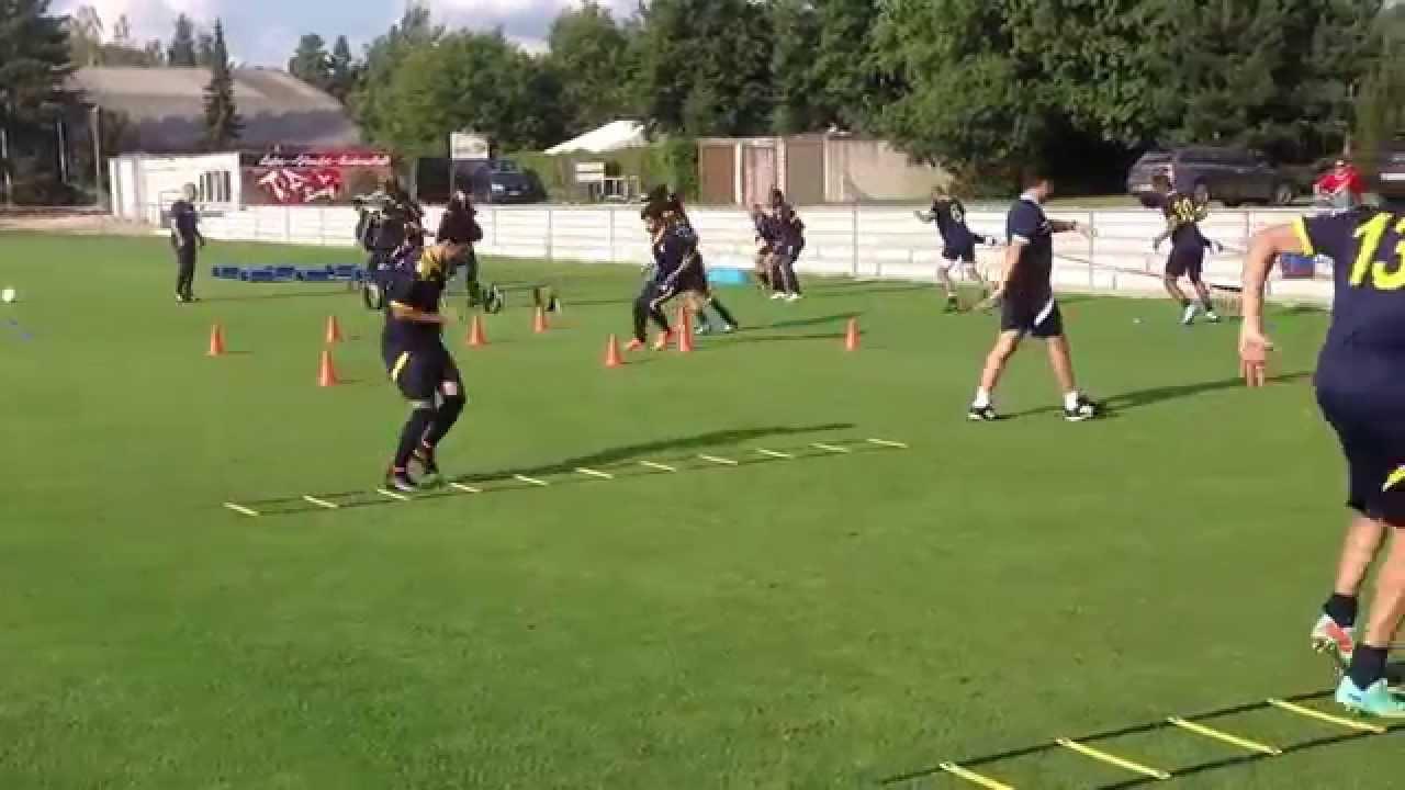 Fitness Agility And Power Football Soccer Training