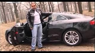 Тест-драйв Audi s5