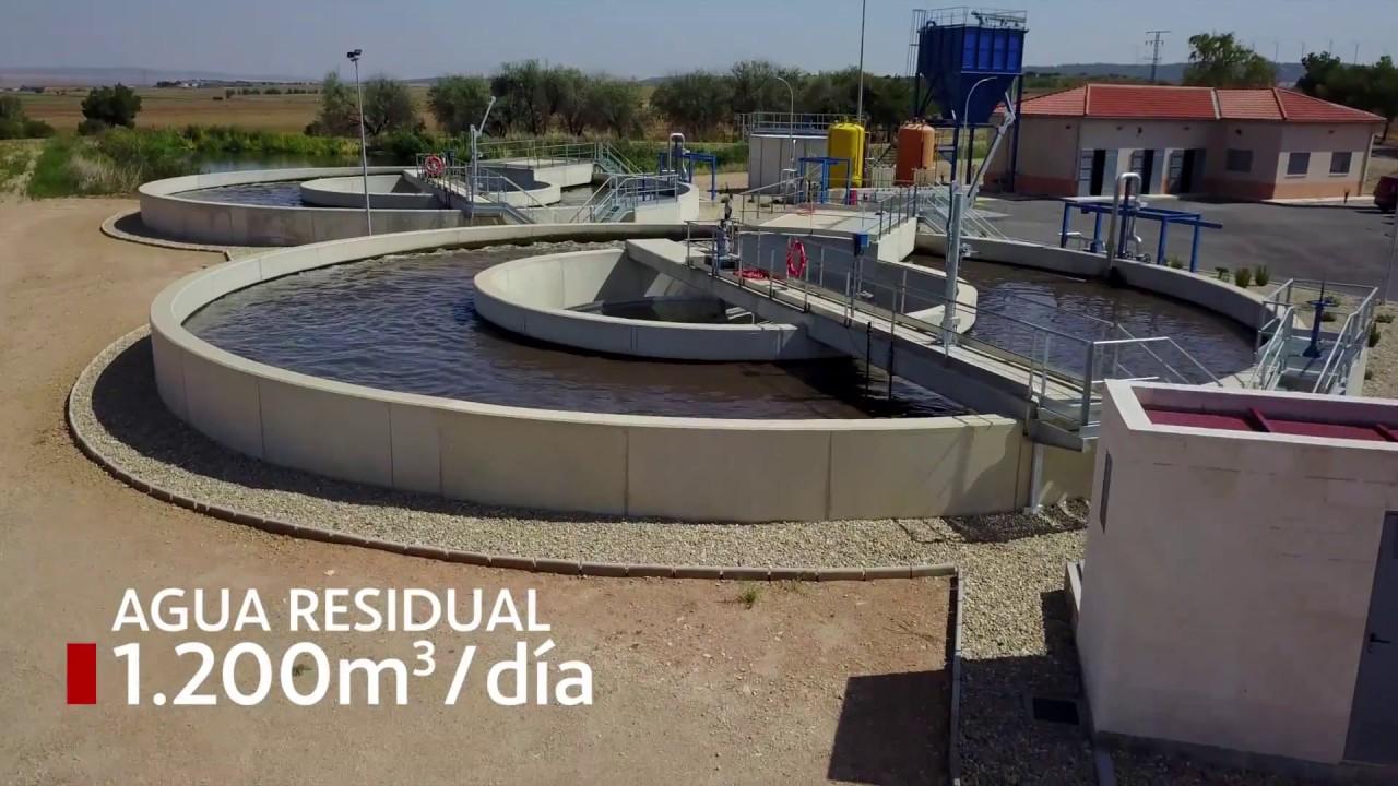 Inauguración EDAR Hoya Gonzalo y EDAR Pozo Cañada en Albacete   ACCIONA