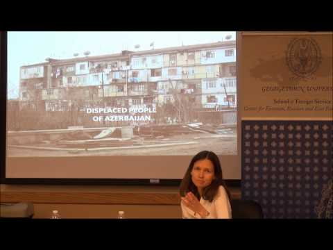 Economic Migrants and Displaced People in Azerbaijan - Jennifer Wistrand