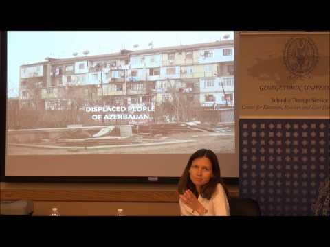 Economic Migrants and Displaced People in Azerbaijan - Jennifer Wistrand