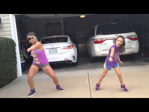 Mother daughter watch me whip, watch me Nae Nae