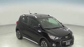 182105 - New, 2018, Chevrolet Spark, ACTIV, Hatchback, Black, Test Drive, Review, For Sale -
