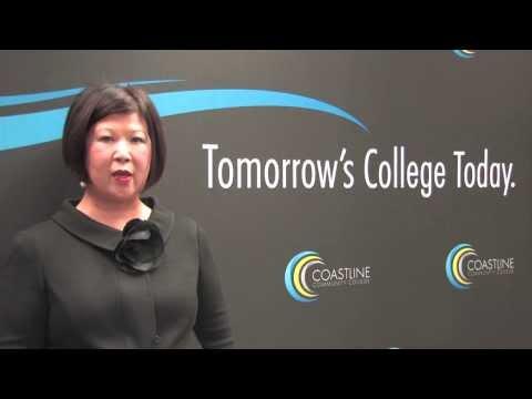 Coastline Community College ( Elwyn California Community Spirit Nomiee of 2013)