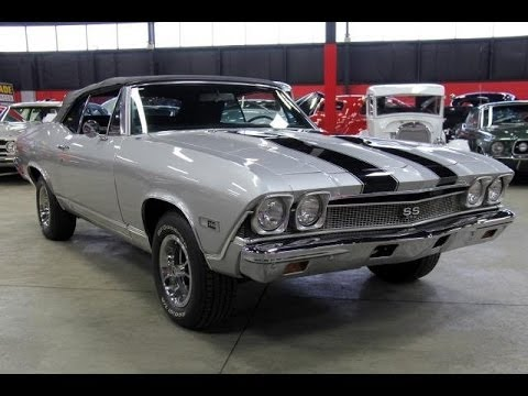 1968 Chevrolet Chevelle SS Convertible For Sale