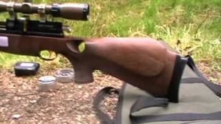 Air Arms .22 S410 100 Yards.