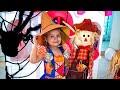 Diana và Roma chơi Halloween Trick or Treat & những câu chuyện khác
