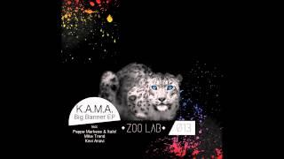 K.A.M.A. - Allen Anacharca (Mike Trend Remix)