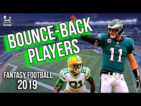 Players That Will Bounce Back in 2019 Fantasy Football