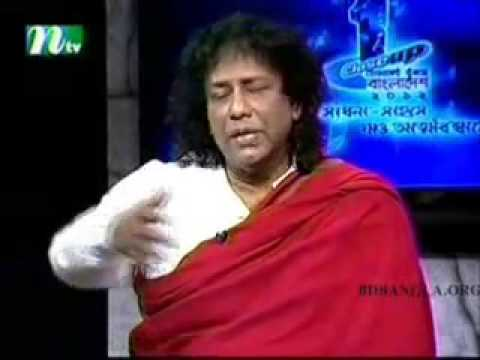 Musician Ahmed Imtiaz Bulbul is telling how he was tortured in 1971.