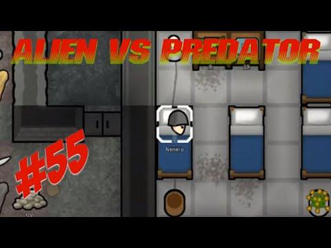 🚀 Catatonic colonist !!!! Rimworld alien vs predator mod | Ep 55