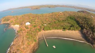 UNIQUE land and Home for sale with a PRIVATE beach in Boca Chica. Panama. 6981.5000