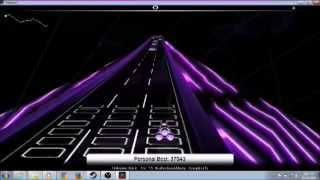 AudioSurf Pro run The 13 Brotherhood-Martyr Complex.