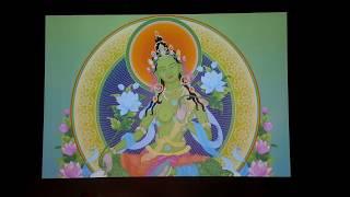 Green Tara Chanting Meditation IAIA Performance Art Center
