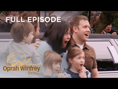 Nate Builds A Dream House | The Oprah Winfrey Show | Oprah winfrey Network