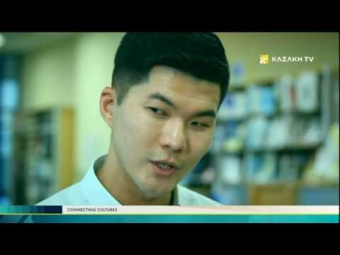 Connecting cultures №3 (05.04.2017) - Kazakh TV