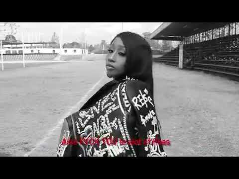 Victoria Kimani - Fvck You (Diss Tiwa & YCee) Cover