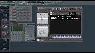 tbm custom 808 kontakt sound kit demo