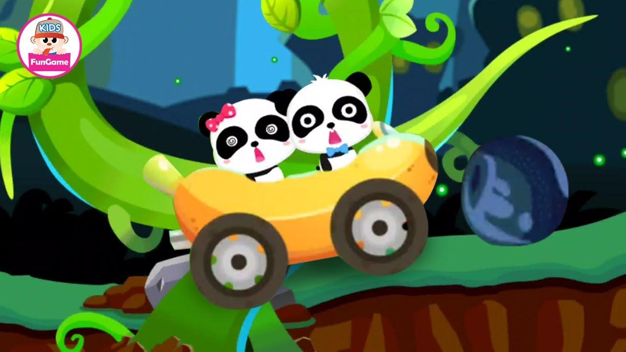 Gấu Trúc Kiki Và Miu miu - Cuộc Phiêu Lưu Đến Khu Rừng Phép Thuật