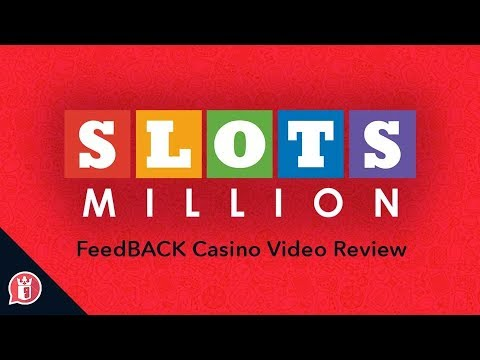 SlotsMillion Casino Review – Best Online Casino ! Get 2x Exclusive Signup Bonuses
