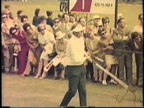Australian Open Golf 1971 Royal Hobart Golf Club