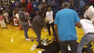 Fight breaks out at Region 6-5A tournament at Brookhaven High School