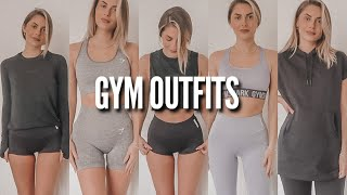 5 Gym Outfits - New In Gymshark | AD
