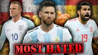 10 Players HATED By Their Country!