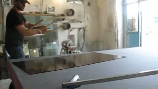 Анапа, как вырезать стекло для двери....(, 2013-06-18T15:40:56.000Z)