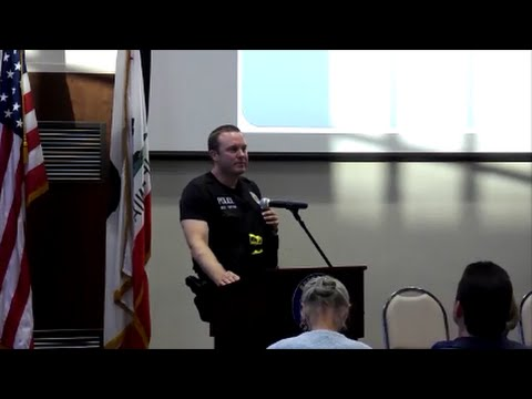 Buena Park Police Town Hall Meeting July 19th 2016