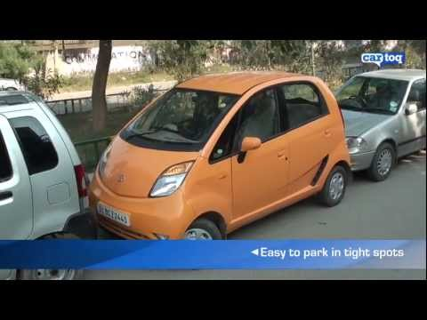 Video Review of the new Tata Nano LX 2012...