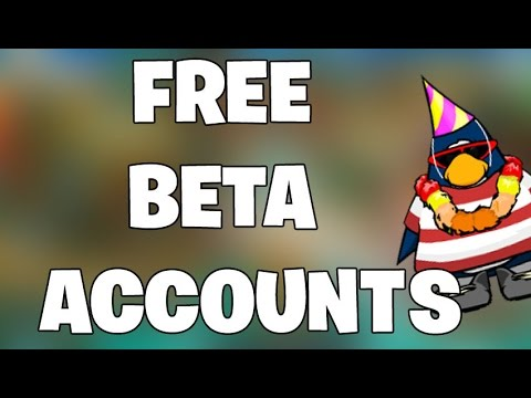 Free club penguin beta accounts june 2015 not banned youtube