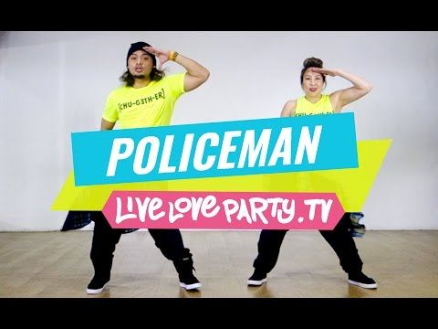 Policeman by Eva Simons | Zumba® with Prince and Madelle | Live Love Party