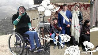 Девушка поёт брату на его свадьбе. Гаджимурад Г-Мурадов