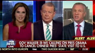 Should Obama Cancel September Meeting With China? - Fox News