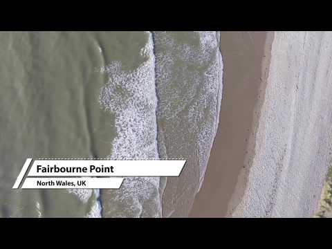 Fairbourne North Wales Video
