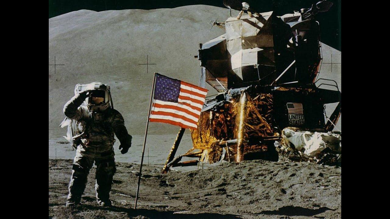 NEWS Day - NASA Moon Landing 45th Anniversary & Future ...