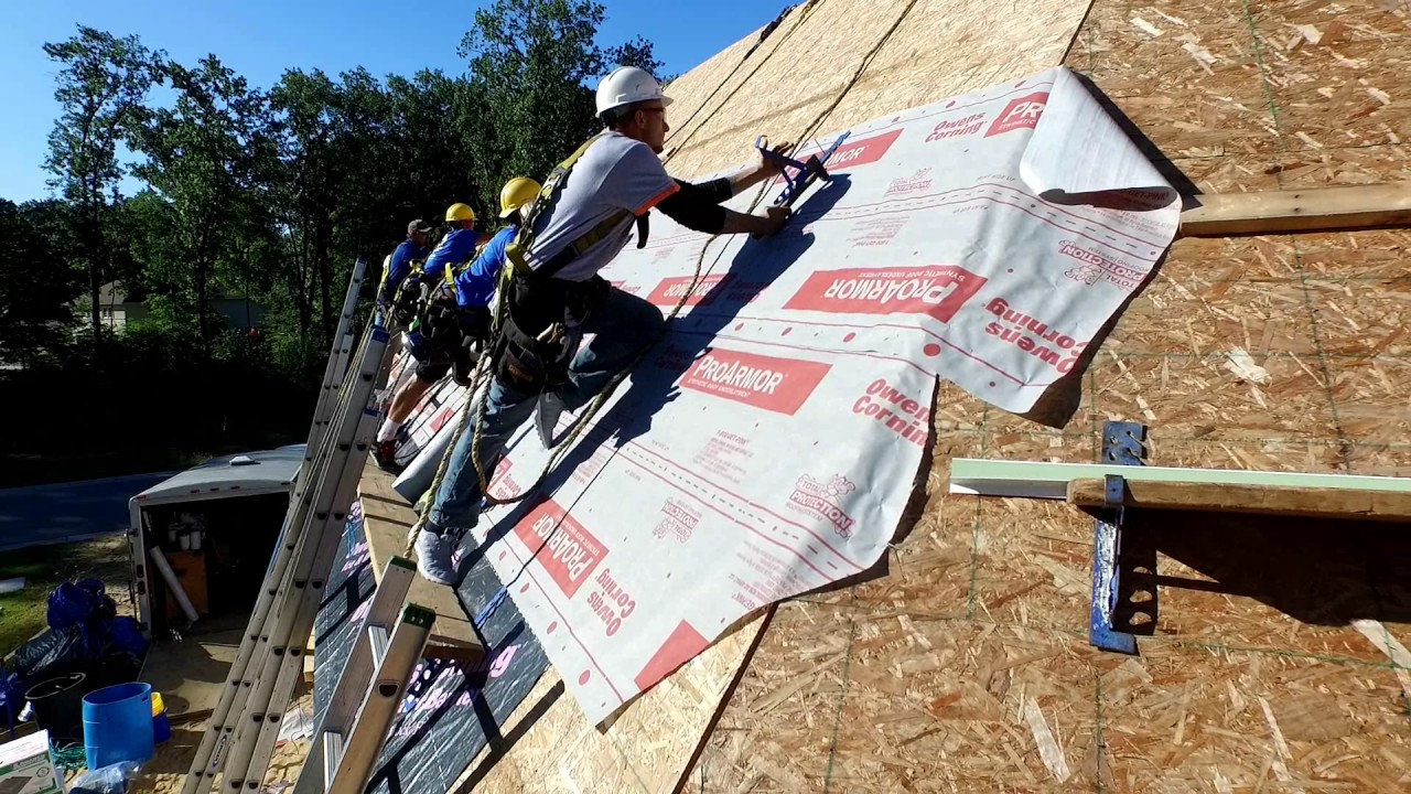 Awesome Roofing Crews Wanted In Denver Colorado RMR Construction