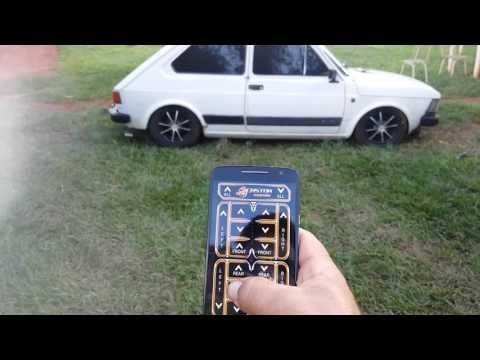 Fiat 147 suspensão a ar