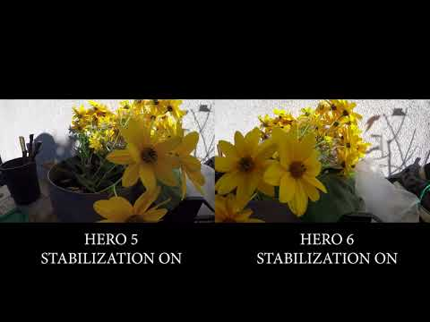GoPro Hero 6 vs Hero 5 Video Test | FW 1.51