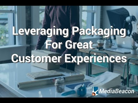 Leveraging Packaging for Great Customer Experiences with DAM