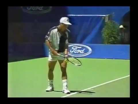 1996   Australian Open   Finale   Boris Becker b Michael Chang